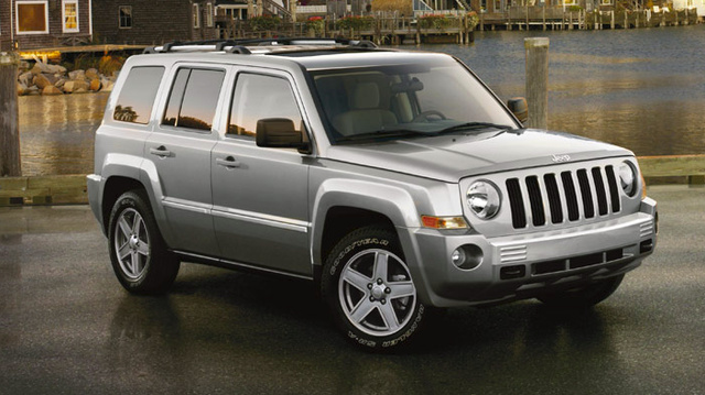 2010 jeep patriot user reviews cargurus. Black Bedroom Furniture Sets. Home Design Ideas