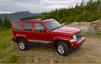 2010 Jeep Liberty, side view, manufacturer, exterior