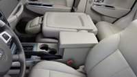2010 Jeep Liberty, front seat area, manufacturer, interior