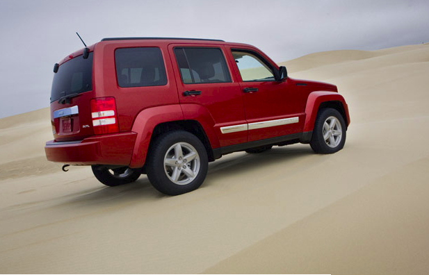 2010 Jeep Liberty , manufacturer, exterior
