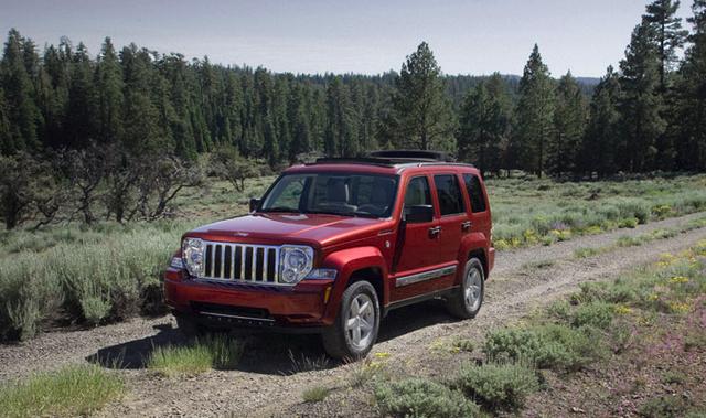 2010 Jeep Liberty , exterior, manufacturer