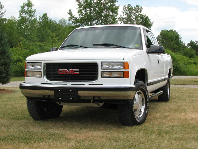 Picture of 1995 GMC Sierra