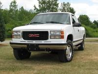 1995 GMC Sierra Overview