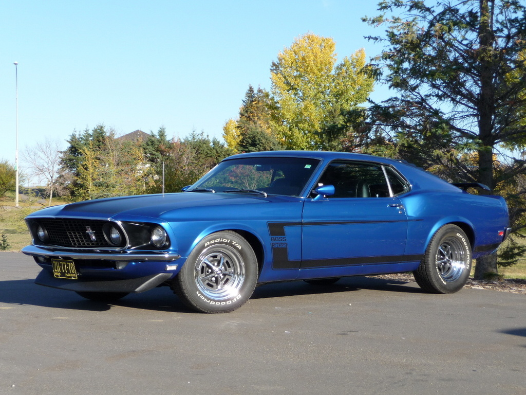 picture of 1969 ford mustang boss 429 exterior. Cars Review. Best American Auto & Cars Review