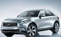 2010 Infiniti FX35 Overview