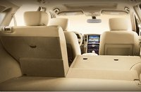 2010 Infiniti FX35, trunk space, interior, manufacturer