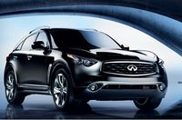 2010 Infiniti FX50 Overview