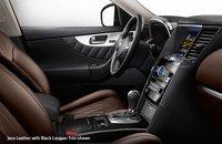 2010 Infiniti FX50, front seat area , interior, manufacturer