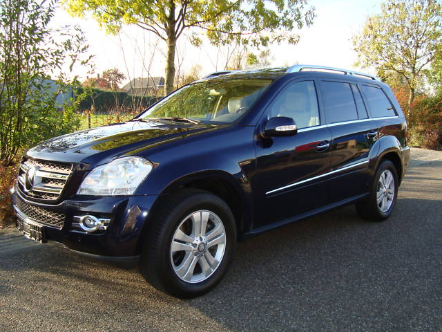 Picture of 2007 mercedes benz gl class gl450 exterior for 2007 mercedes benz gl class gl450 price