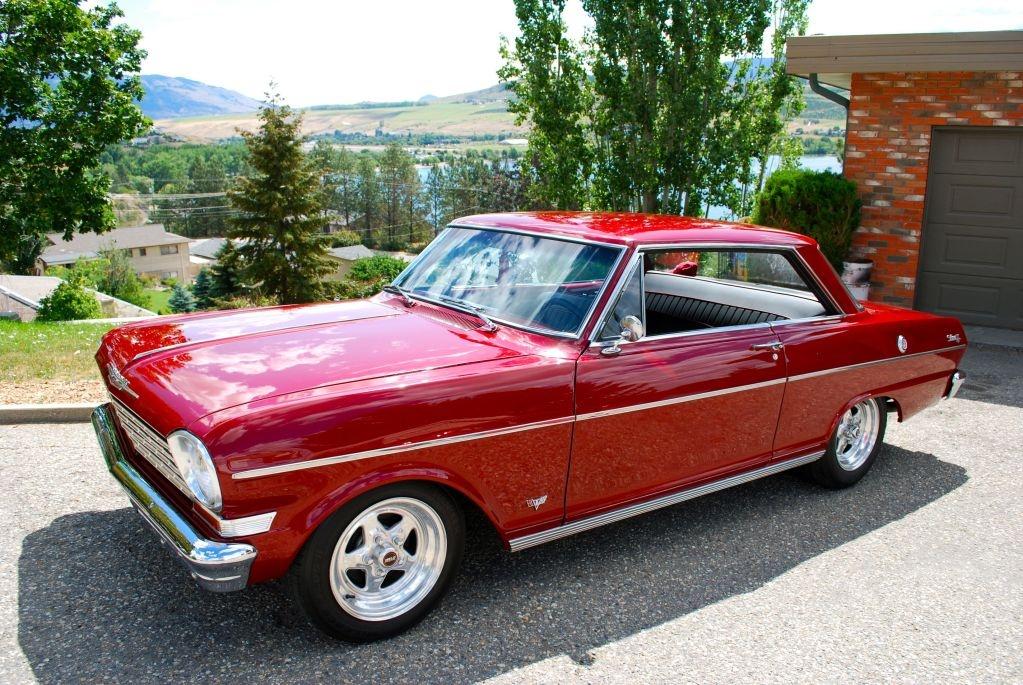 1962 Chevrolet Nova Overview Cargurus