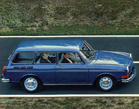 Picture of 1973 Volkswagen Variant, exterior