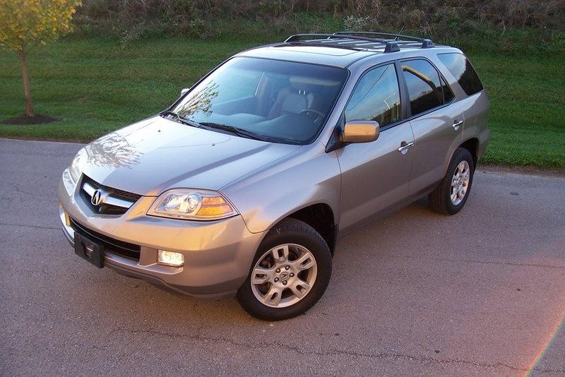 2004 Acura MDX - Overview - CarGurus