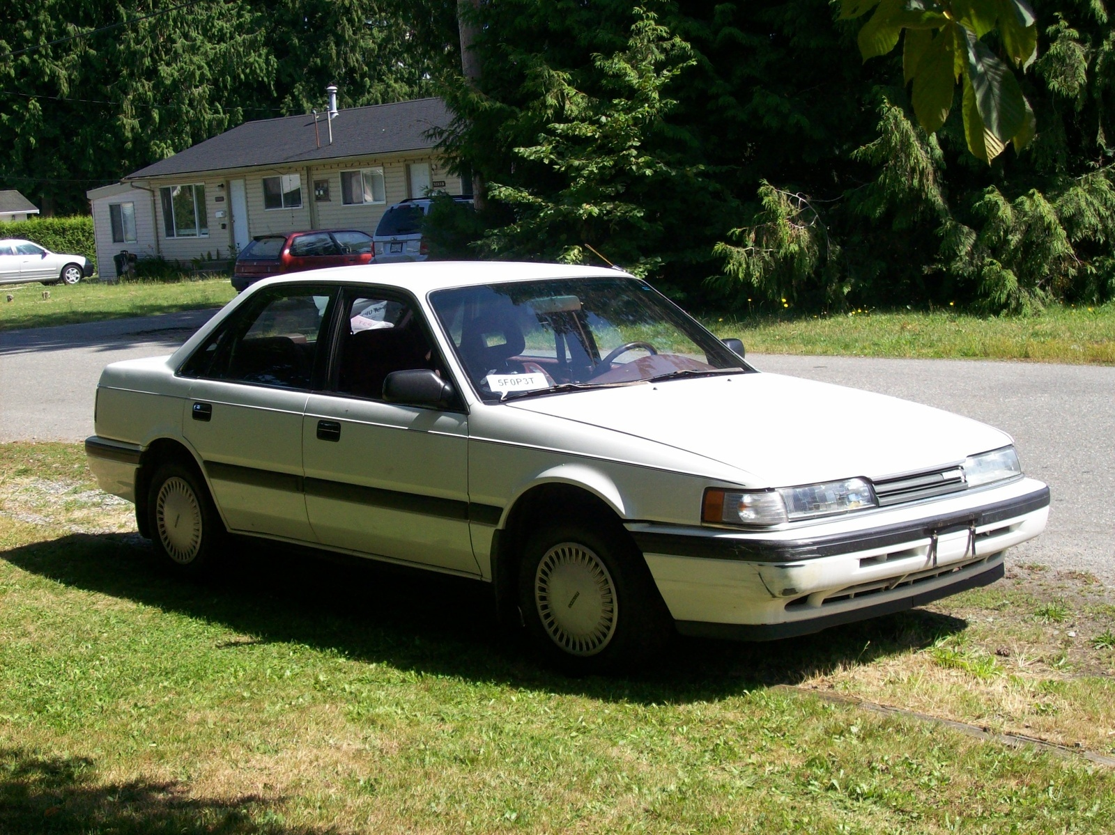 1989 Mazda 626 - Overview - CarGurus