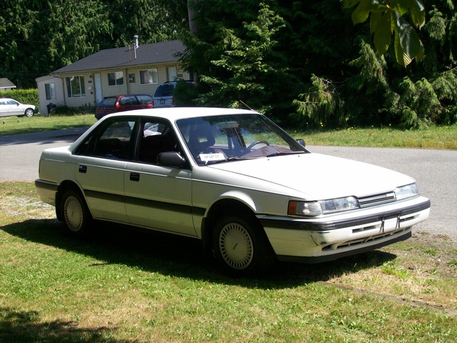 Picture of 1989 Mazda 626