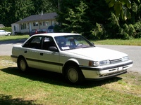 1989 Mazda 626 Picture Gallery