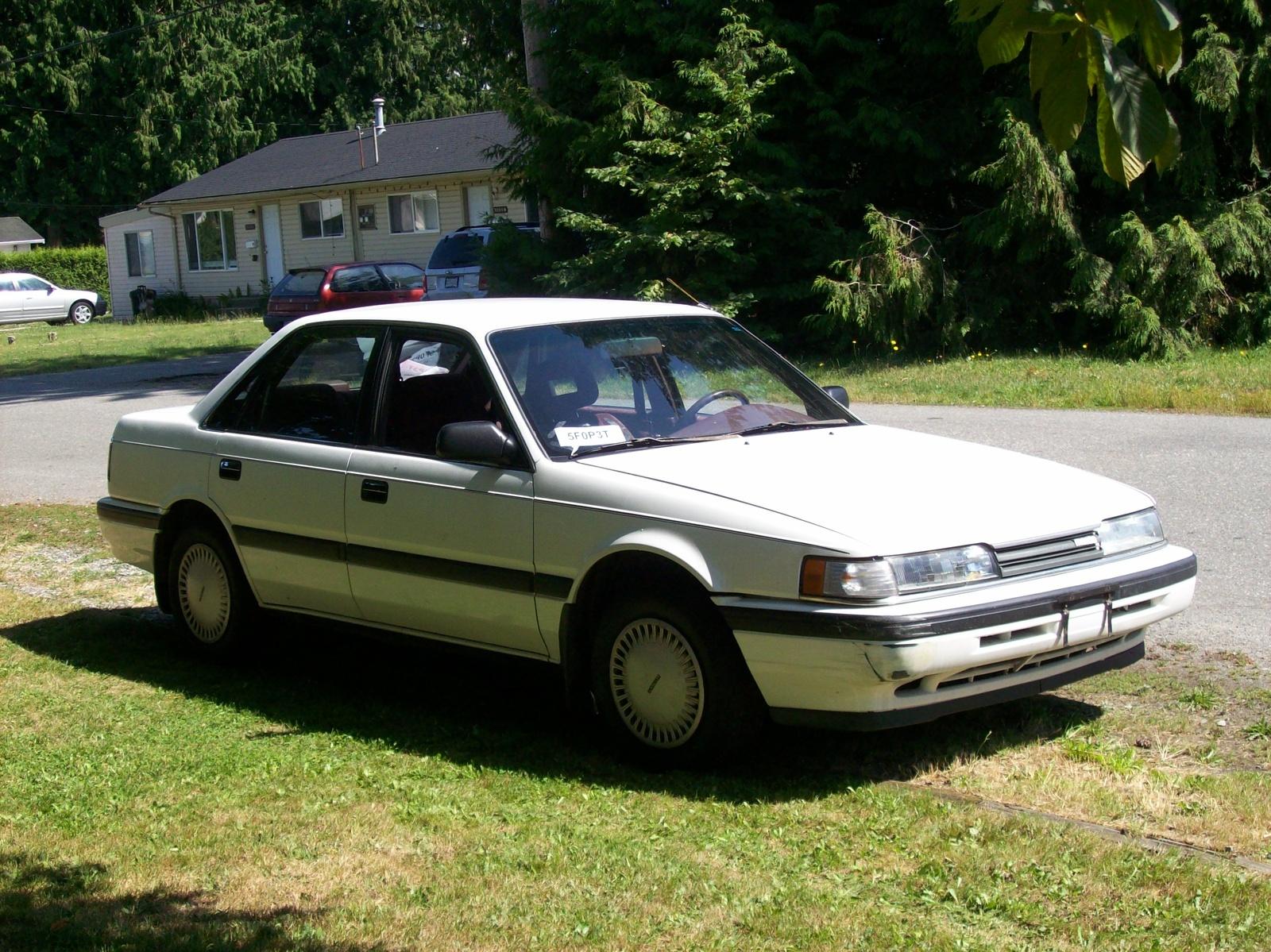 1989 Mazda 626 Overview Cargurus