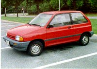 Picture of 1993 Ford Festiva L, exterior, gallery_worthy