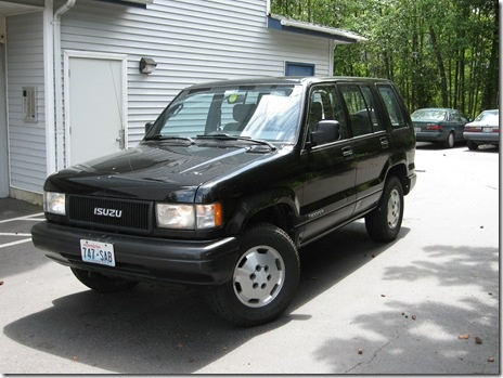 1996 Isuzu Trooper - User Reviews - CarGurus