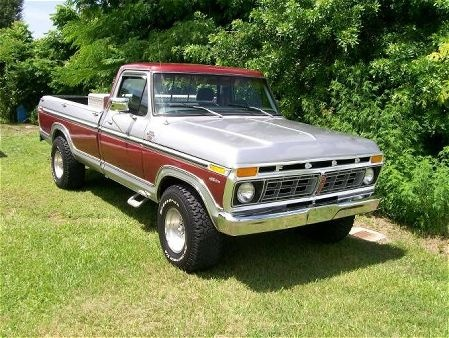 Picture of 1977 Ford F-150, exterior