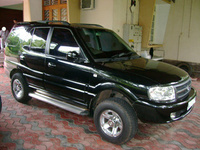 2007 Tata Safari Overview