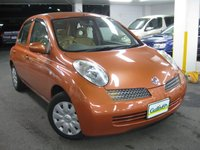 2004 Nissan March Overview