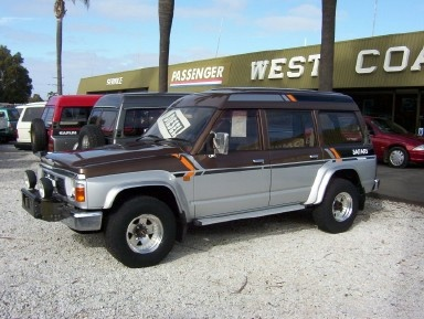 Picture of 1991 Nissan Patrol