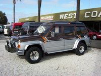 1991 Nissan Patrol Overview