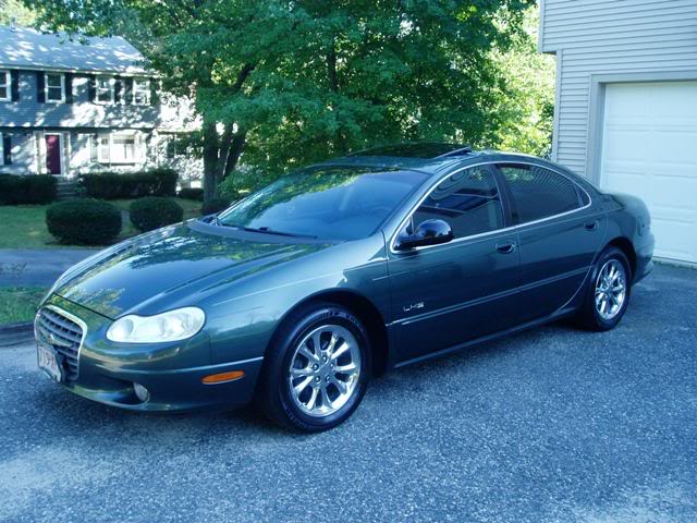 2001 Chrysler LHS 4 Dr STD Sedan picture