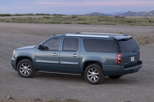 Picture of 2009 GMC Yukon XL