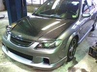Picture of 2003 Mazda MAZDASPEED Protege 4 Dr Turbo Sedan (2003.5), exterior