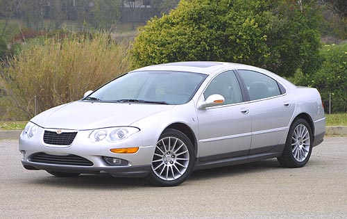 1999 Chrysler 300M 4 Dr STD Sedan picture