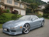 1996 Acura NSX Overview