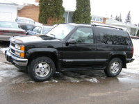 Picture of 1995 Chevrolet Tahoe 2 Dr LT 4WD SUV, exterior, gallery_worthy
