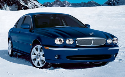 2002 Jaguar X-Type 2.5 picture, exterior