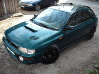 Picture of 1997 Subaru Impreza 4 Dr L AWD Wagon, exterior, gallery_worthy