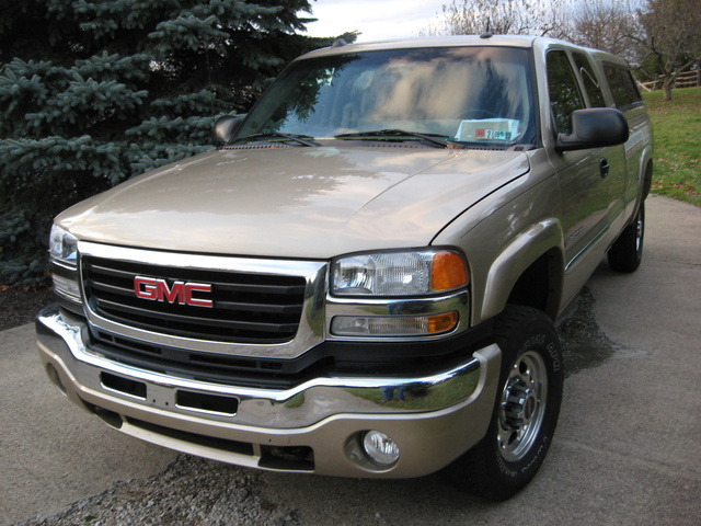 Picture of 2004 GMC Sierra 2500, exterior