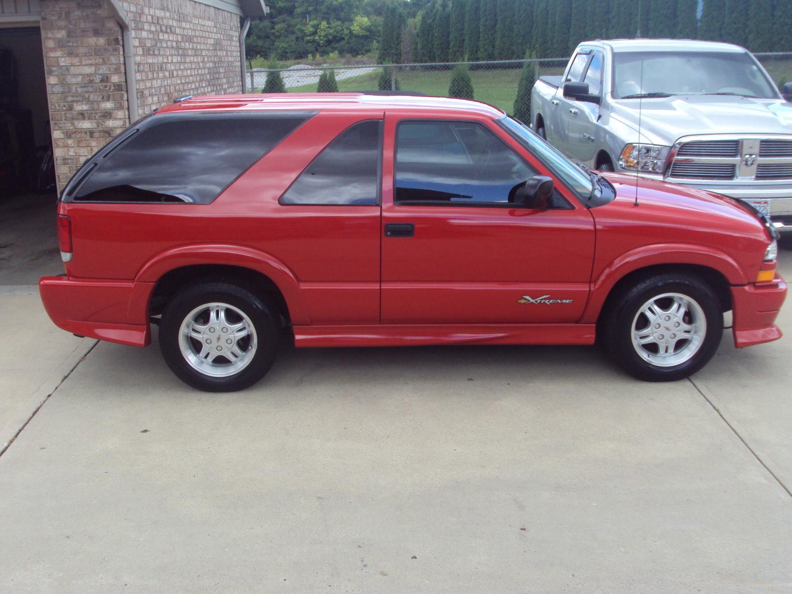 Chevrolet Blazer Xtreme