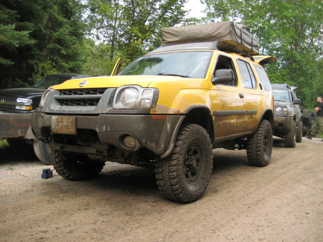 Picture of 2003 Nissan Xterra SE Supercharged 4WD, exterior, gallery_worthy