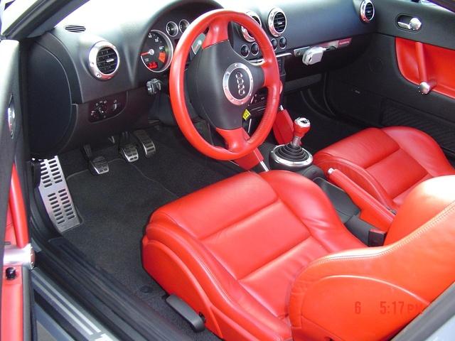 Audi TT Interior Pictures CarGurus - 2002 audi tt