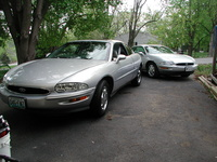 1997 Buick Riviera Supercharged Coupe, 1997 Buick Riviera 2 Dr Supercharged Coupe picture, exterior