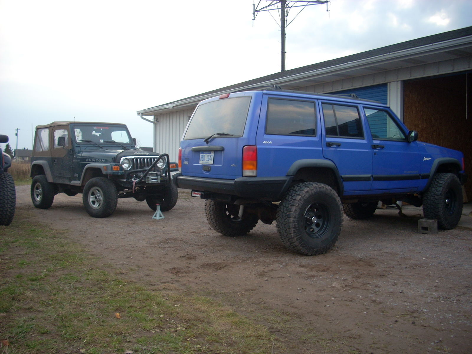 picture of 1998 jeep cherokee 4 dr sport 4wd exterior. Cars Review. Best American Auto & Cars Review