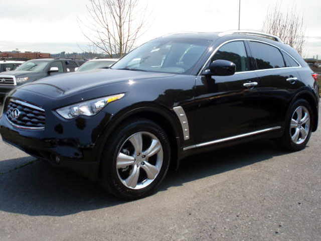 2009 Infiniti FX50 - Pictures - 2009 Infiniti FX50 AWD picture .