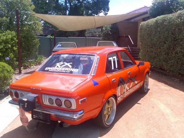 Picture of 1974 Mazda RX-3