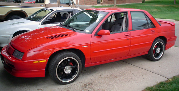 Chevrolet Corsica - Overview - CarGurus