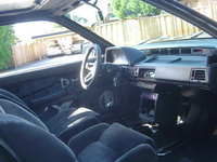 1986 Honda Civic S Hatchback, 1986 Honda Civic Hatchback S picture, interior
