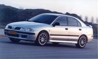 2002 Mitsubishi Carisma Picture Gallery