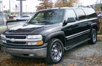 Picture of 2002 Chevrolet Suburban 1500 LT 4WD, exterior