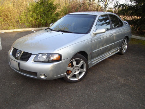 Picture of 2004 Nissan Sentra 1.8 S