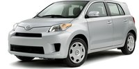 2010 Scion xD, Front-quarter view, exterior, manufacturer, gallery_worthy
