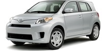 2010 Scion xD Picture Gallery